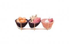 Fruteiras Trama - Alva Design