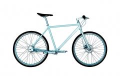 Bike Biomega Copenhagen - Carbono