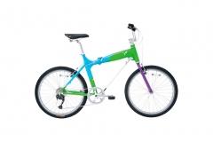 Bike Biomegapuma Disko - Carbono