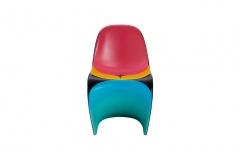 Cadeira Panton - Carbono
