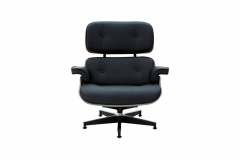 Poltrona Charles Eames - Carbono