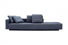 Sofa C106 - Carbono