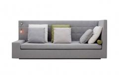 Sofa C12 HB  - Carbono