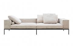 Sofa C122 - Carbono