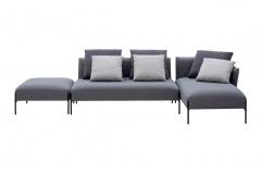 Sofa C123 - Carbono