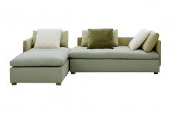 Sofa C124 - Carbono