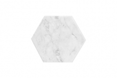 Tabua Hexagono - Carbono