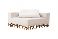 Chaise Rippa - Decameron