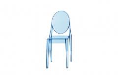 Cadeira Victoria Ghost - kartell