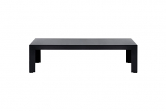 Mesa Centro Invisible table - Kartell