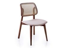 Cadeira Abraço Encosto Palhinha