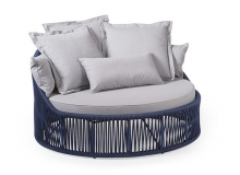 Chaise Day Bed Tropical - Corda Náutica