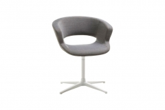 Cadeira Estofada Zed - Max Desing