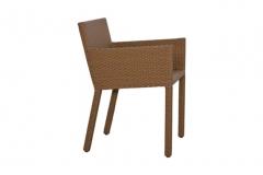 Cadeira Cocoon Com Braços - Patio Brasil