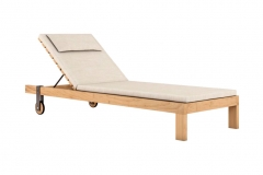 Chaise Longue Sienna - Patio Brasil