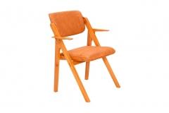 Cadeira Concha Com Braços - Schuster