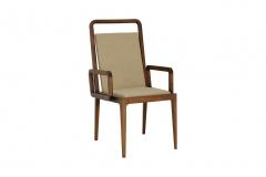 Cadeira Contorno Com Braços - Schuster