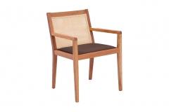 Cadeira La Palma Com Braços - Schuster