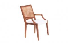 Cadeira Seddia Com Braços - Schuster