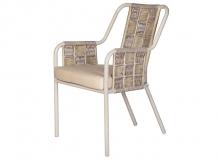 Cadeira com Braço - L 56 x P 60 x H 87