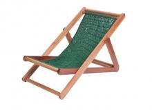 Chaise - Corda - L 77 x P 125 x H 95