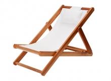 Chaise - Tecido - L 77 x P 125 x H 95
