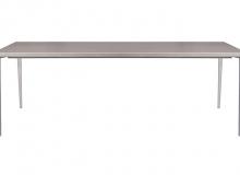 Mesa de Jantar - L 90 x P 90 x H 73 ou L 180 x P 100 x H 73 ou L 220 x P 110 x H 73 ou L 240 x P 110 x H 73