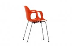 Cadeira Hal Armachair Tube - Vitra