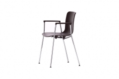 Cadeira Hal Tube Armrest - Vitra
