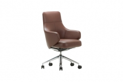 Cadeira Office Grand Executive Lowback - Vitra