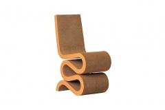 Cadeira Wiggle Side - Vitra