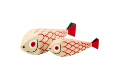 Wooden Dolls Mother Fish - Vitra